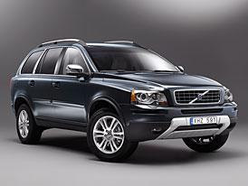 Volvo Executive: luxusní výbava pro modely S80 a XC90
