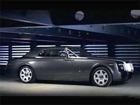 Video: Rolls-Royce Phantom Coupé – stylový způsob dopravy