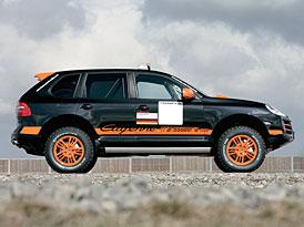 Porsche Cayenne S Transsyberia: posádky pro letošní rallye
