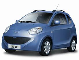 Chery Faira: nov� modelov� �ada ��nsk� automobilky