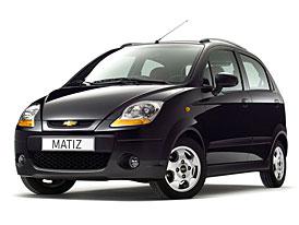 Český trh v březnu 2008: Spark vede třídu mini, podíl nejmenších vozů na českém trhu roste