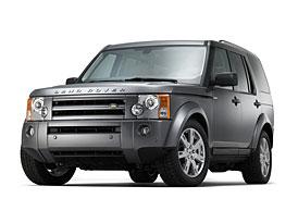 Land Rover Discovery 3: facelift pro modelový rok 2009
