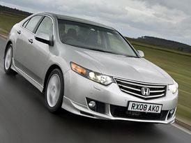 Honda Accord: Ceny na českém trhu začínají od 619.900,- Kč