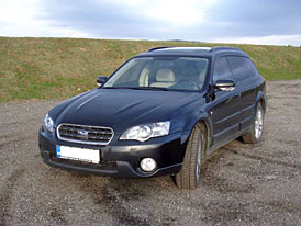 Ti nejlepší na MOJE.AUTO.CZ: Subaru Outback (2004)