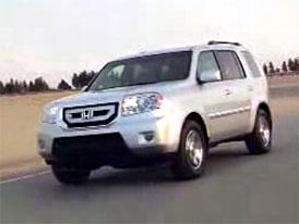Video: Honda Pilot – druhá generace sedmimístného SUV