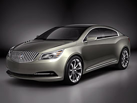 Buick Invicta: nov� sm�r pro design Buicku