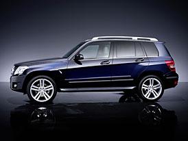 Mercedes-Benz GLK: premiéra na autosalonu v Pekingu (nové foto + plakáty)