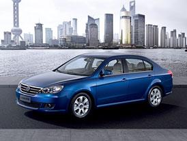 Volkswagen Lavida: nový sedan pro čínský trh