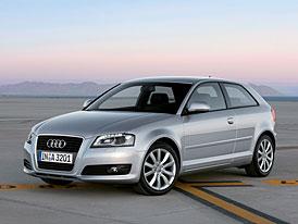 Audi A3: aktualizace nejmenšího formátu