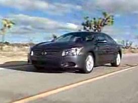 Video: Nissan Maxima � luxusn� sedan pro severoamerick� trh