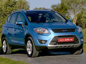 Ford Kuga: první jízdní dojmy