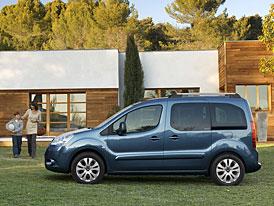 Citroën Berlingo: Druhá generace přichází do ČR (české ceny)