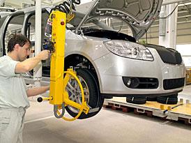 V České republice se možná již letos vyrobí přes milion vozidel