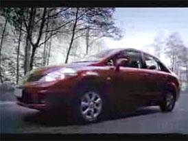 Video: Nissan Tiida – překvapivě prostorný