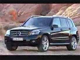 Video: Mercedes-Benz GLK – sériové provedení se představuje