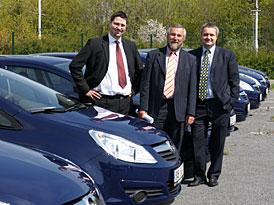 Opel dodá statistickému úřadu flotilu služebních vozů