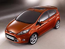Ford Fiesta S: přiostření vzhledu z autosalonu v Pekingu