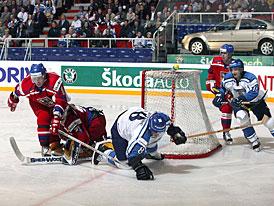 Škoda Auto je sponzorem mistrovství světa v hokeji už pošestnácté