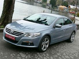 Volkswagen Passat CC: První jízdní dojmy