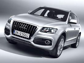 Audi Q5: sportovnější vzhled s S-line paketem