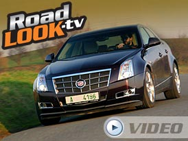 Cadillac CTS: American Way (Roadlook TV)