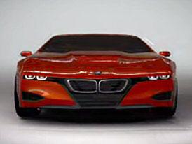 Video: BMW M1 Hommage – následník sportovní legendy