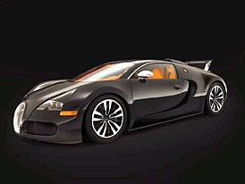 Bugatti Veyron Sang Noir: první fotografie a informace