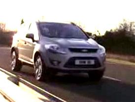 Video: Ford Kuga - s hvězdami WRC za volantem
