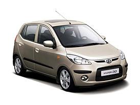 Hyundai i10: Nejlevn�j�� auto s klimatizac� nyn� za 169.900,-K�