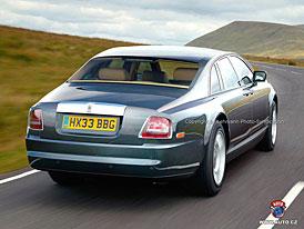 Spy Photos: Rolls-Royce RR4 - čeká se na jméno (nové fotografie)