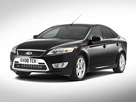 Ford Mondeo Titanium X Sport: nové vrcholné provedení