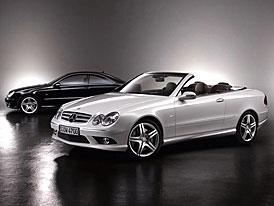 Mercedes-Benz CLK Grand Edition: atraktivní výbava jako velké finale pro kupé i kabriolet?