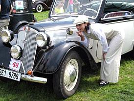 Pozvánka na Air-auto-moto veteranfest v Drahotuších 9.-11. května 2008