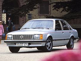 Opel Senator a Monza – velké Opely slaví 30 let