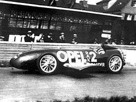 Raketové vize: 80. výročí rekordní jízdy Opelu RAK2