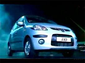 Video: Hyundai i10 � nejmen�� z�stupce korejsk� zna�ky