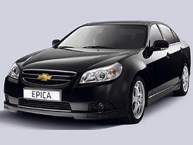 Chevrolet Epica: sportovní paket pro sedan střední třídy