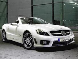 Mercedes-Benz SL 63 AMG Edition IWC: Schaffhausen znovu na scéně