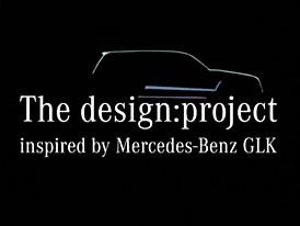 Mercedes Benz GLK – Evropská premiéra s designérskou soutěží