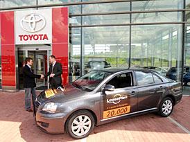 Největším poskytovatelem operativního leasingu v ČR je LeasePlan, provozuje 20 tisíc aut
