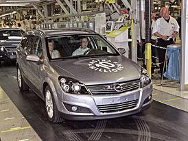 Opel Astra: deset milionů prodaných kusů