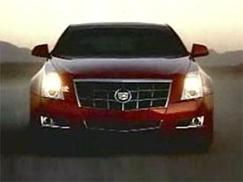 Video: Cadillac CTS � luxusn� americk� styl