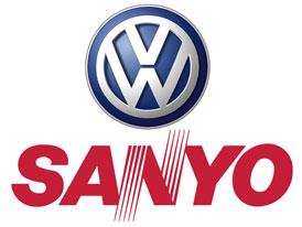VW a Sanyo budou společně vyvíjet akumulátory pro automobily