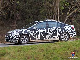 Chevrolet Cruze: První stručné, ale oficiální informace