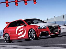 Audi A3 TDI clubsport quattro: 2.0 TDI (165 kW, 450 Nm ) - nové foto