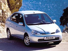 Celosvětový prodej vozů Toyota Prius překročil 1 milionu vozů