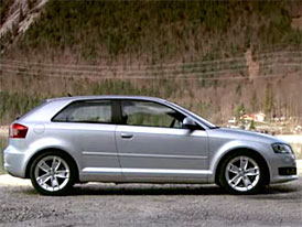 Video: Audi A3 � modernizovan� hatchback se p�edstavuje