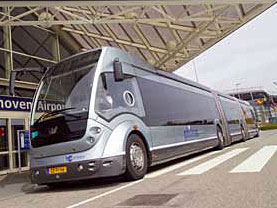 Metrobus: Hybridní autobusy GM-Allison v turecké metropoli