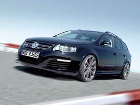 Volkswagen Passat R36 Variant styling concept: přiostření hran
