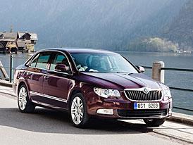 Škoda Superb: Nový základ s motorem 1,6 TDI (77 kW)